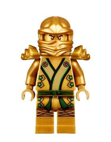 Lego gold ninja giveaway