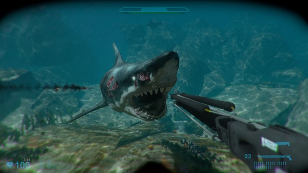 Shark Attack Deathmatch 2 PC Game Free Download