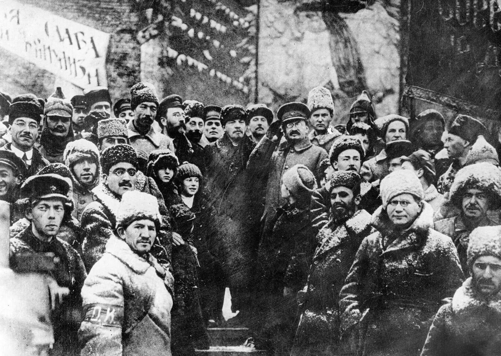 À quoi aurait ressemblé le monde sans la Révolution d'Octobre ?