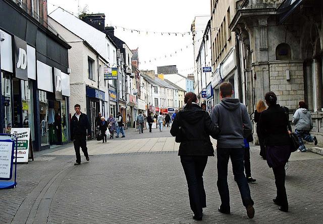 Bangor main street