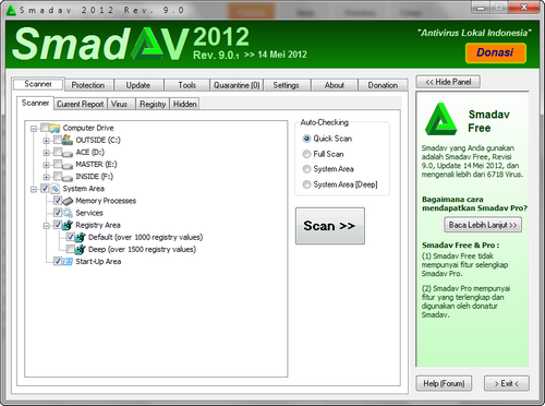 SmadAV 2012 Rev. 9.0 May 2012
