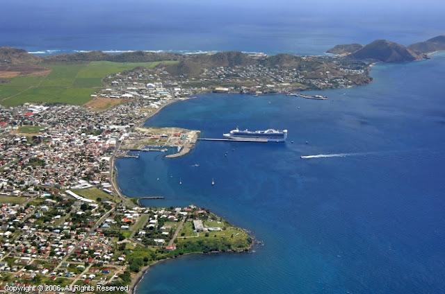 Basseterre saint kitts and nevis tourist destinations for Port zante st kitts