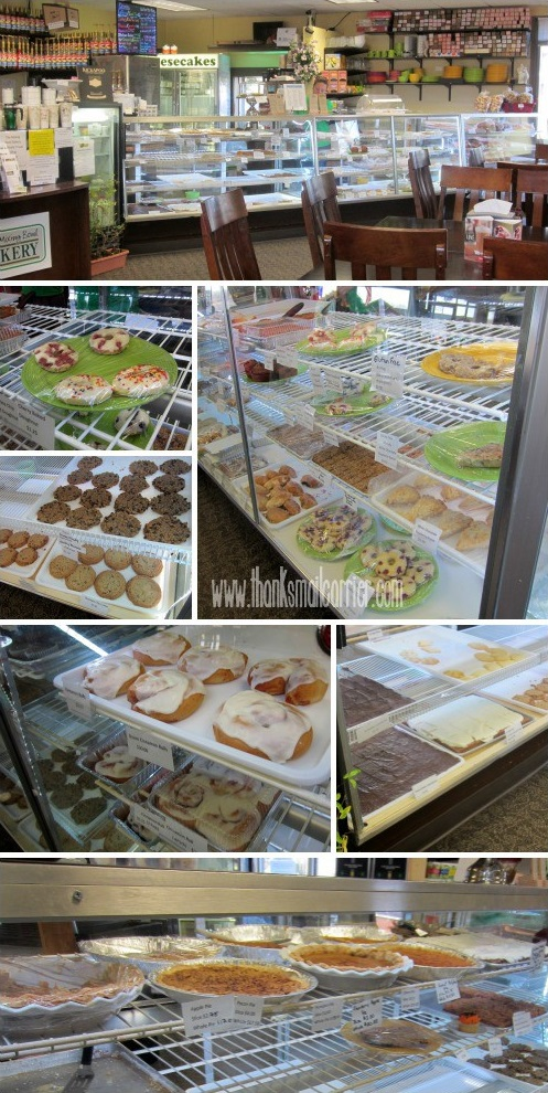 The Mixing Bowl Bakery review
