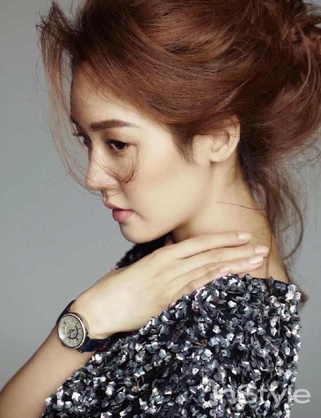 Sung Yuri - InStyle Magazine November Issue 2014