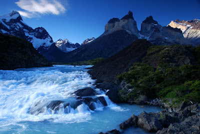 Torres del paine - Nature mountains