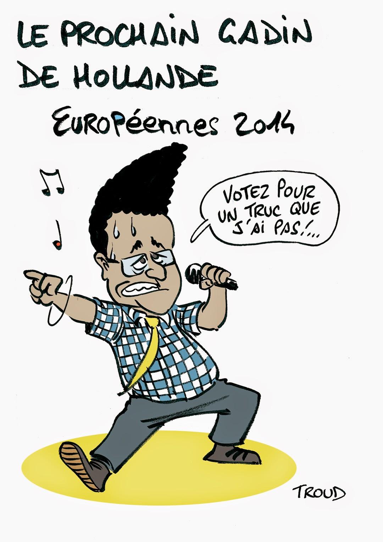 A RIRE OU EN PLEURER OU REVUE DE PRESSE SATIRIQUE - Page 6 46)+Hollande+Europe%CC%81ennes