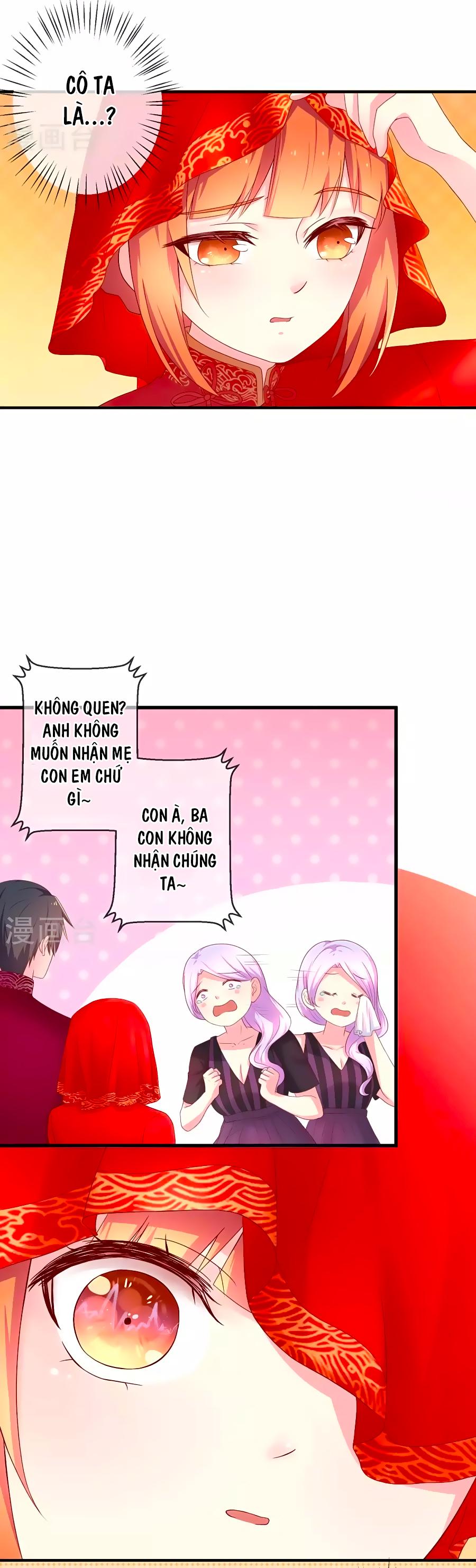 Cuộc Sống Hào Môn Của Vu Nữ - Chap 15
