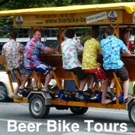 The Beer Bike in Berlin