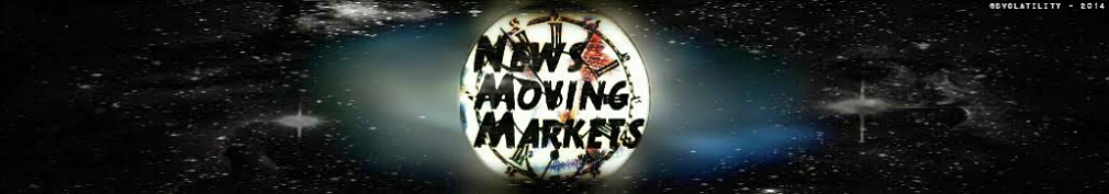 News Moving Markets | Economic and Market News, 24/7