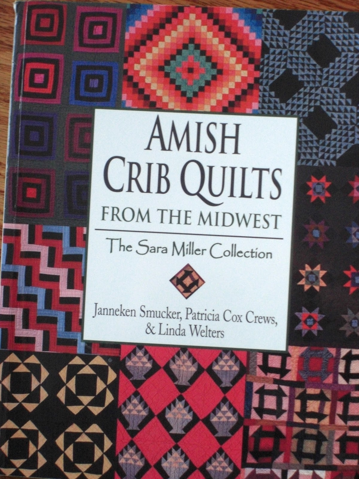 Amish crib for sale - What Makes A Quilt Amish