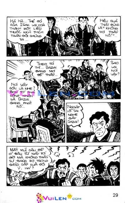 Jindodinho - Đường Dẫn Đến Khung Thành III Tập 66 page 29 Congtruyen24h