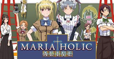 Maria Holic Alive