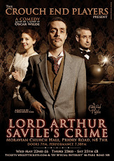 Lord Arthur Savile&#39;s Crime - a comedy