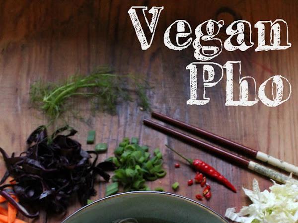 Veganes Phở - Eine Suppe zum gesund werden