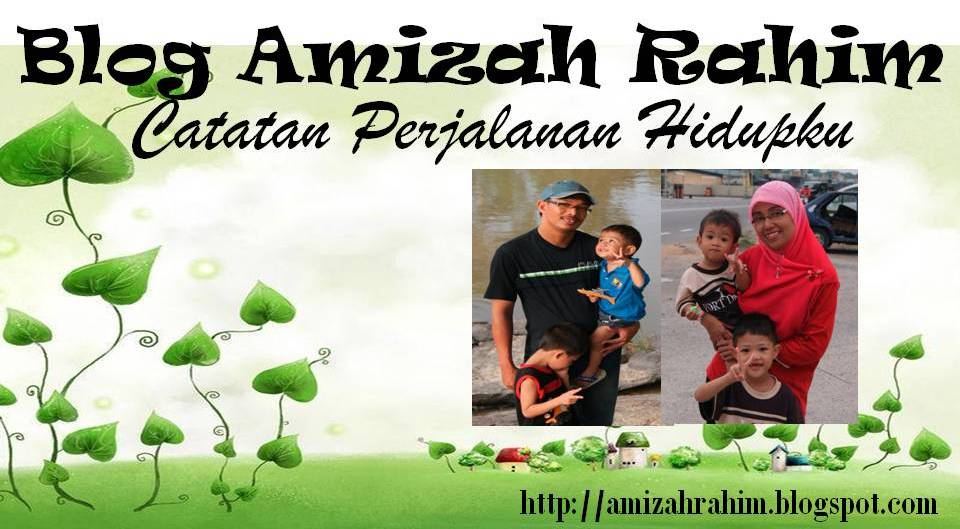 Amizah Rahim
