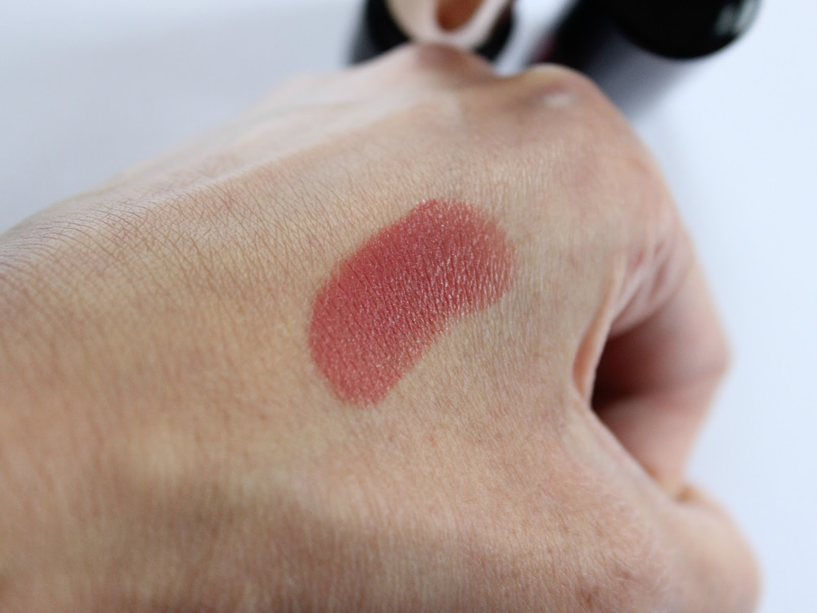 A picture of the Soap & Glory Super-Colour Fabulipstick in Perfect Day