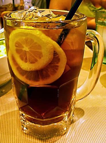 Resep Cara Membuat Minuman Segar Es Lemon Tea