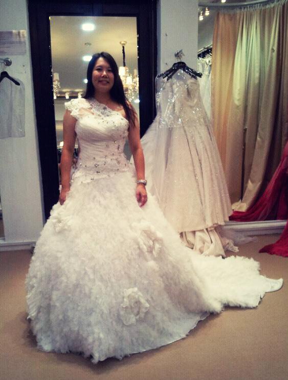 My Life & Love: Wedding post: Wedding Gowns