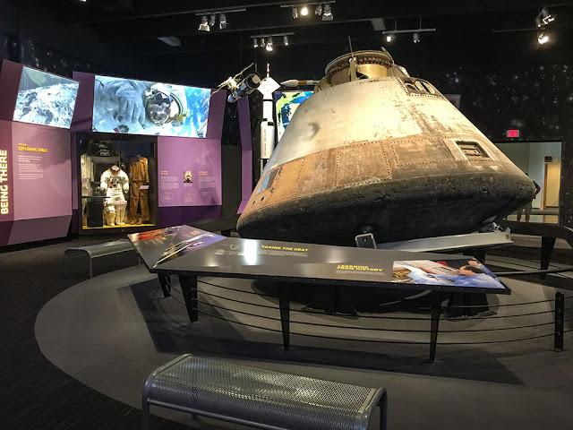 NASA Glen Visitor Center