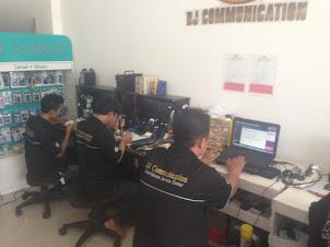 DJ Communication , Smartphone Service Center