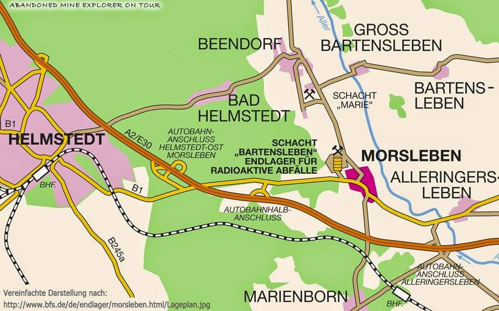 Industriekultur - Geotourismus - Bergbau - Technikgeschichte - Lost ...