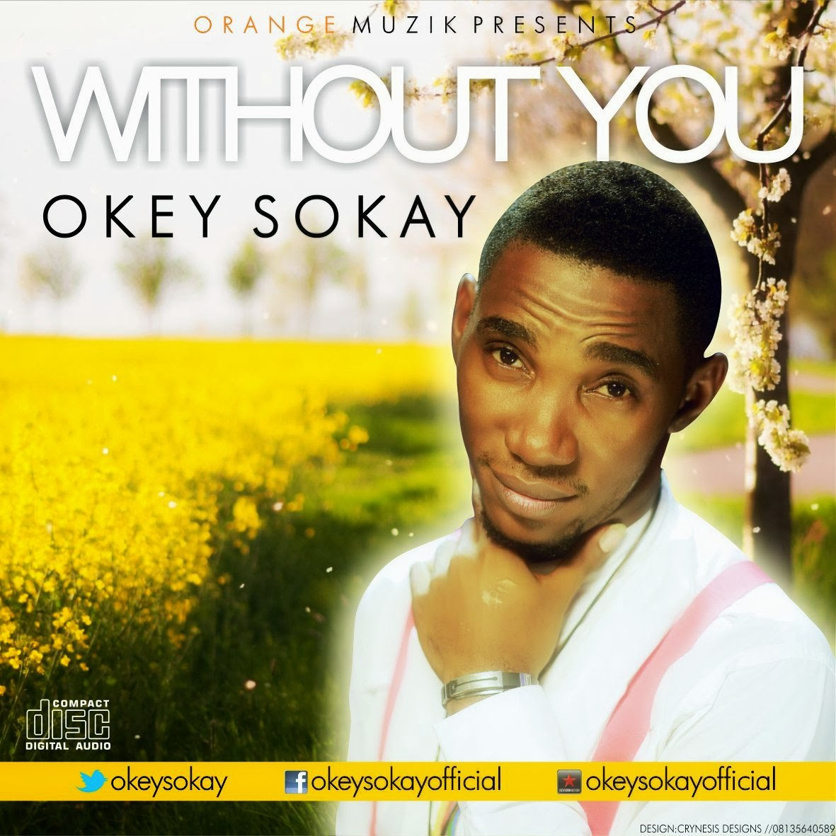 BUY OKEY SOKAY ''WITHOUT YOU'' EP