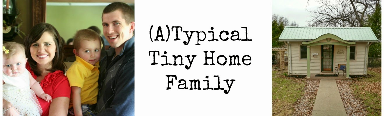 (A)typical Tiny Home Family