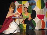 Del 17 de mayo al 17 de junio de 2012 la obra teatral 'Estrella Sublime' en la Sala Cero de Sevilla