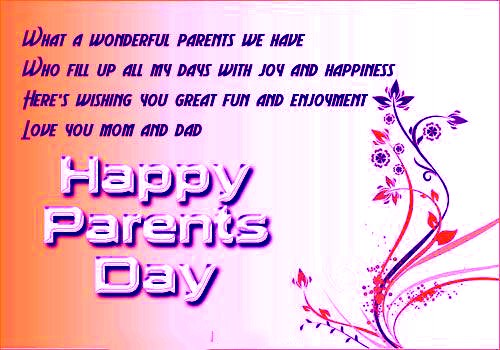 Happy National Parents Day Images