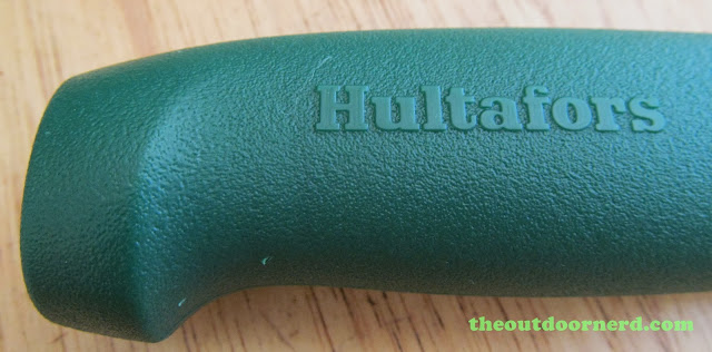 Hultafors Craftmans Knife Heavy-Duty GK: Closeup Of Handle