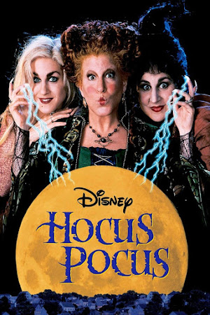 Poster Of Hocus Pocus 1993 In Hindi Bluray 720P Free Download
