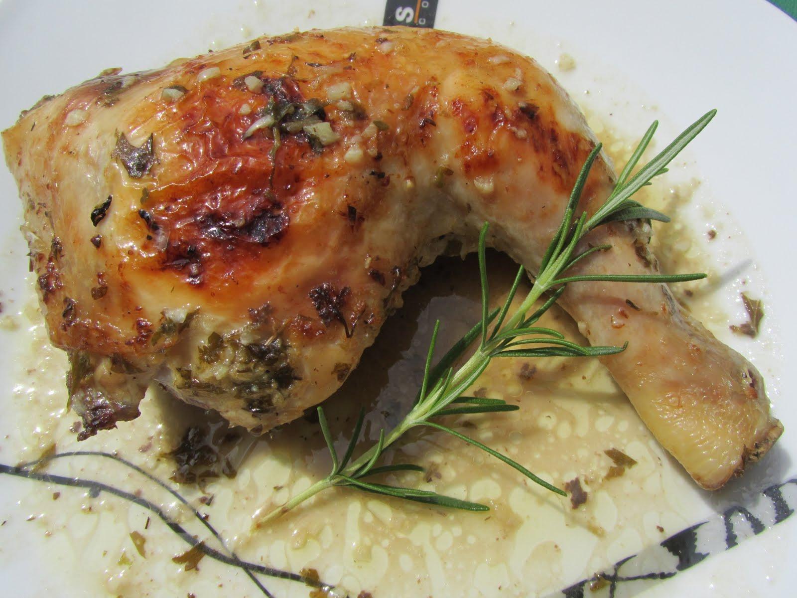 Pollo a las finas hierbas thermomix - Pollo asado a las finas hierbas ...