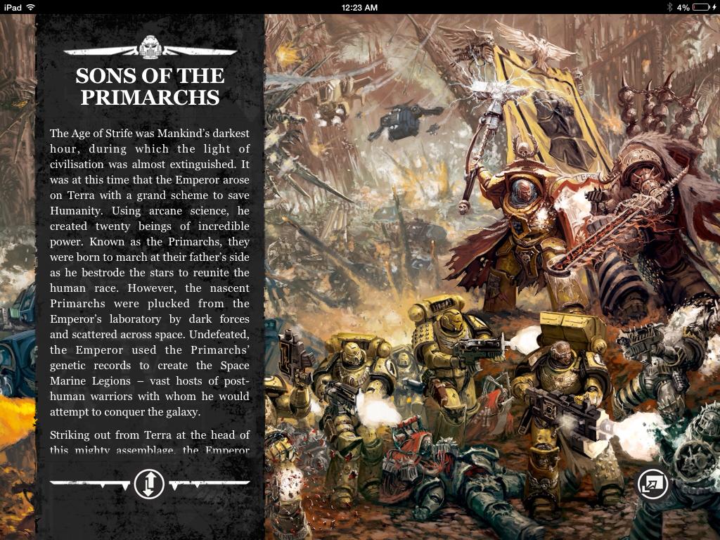 space marines codex pdf 7th download