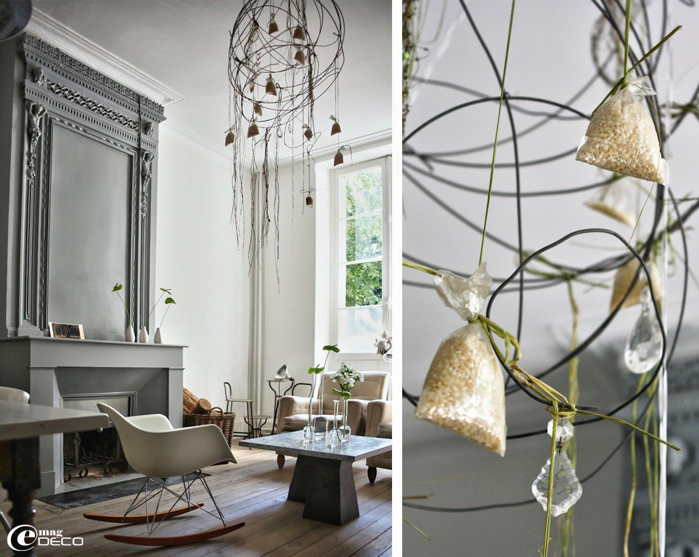 la maison en ville de b atrice e magdeco magazine de d coration. Black Bedroom Furniture Sets. Home Design Ideas