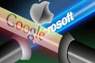 google, microsoft, apple