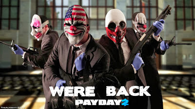 Free Download Game Payday 2
