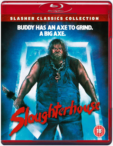 Slaughterhouse Blu-ray