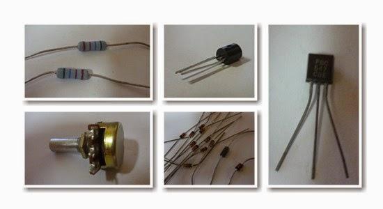Неисправности элементов электроники (резисторы, конденсаторы, диоды, динисторы, тиристоры, транзисторы)