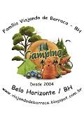 Família Viajando de Barraca - BH