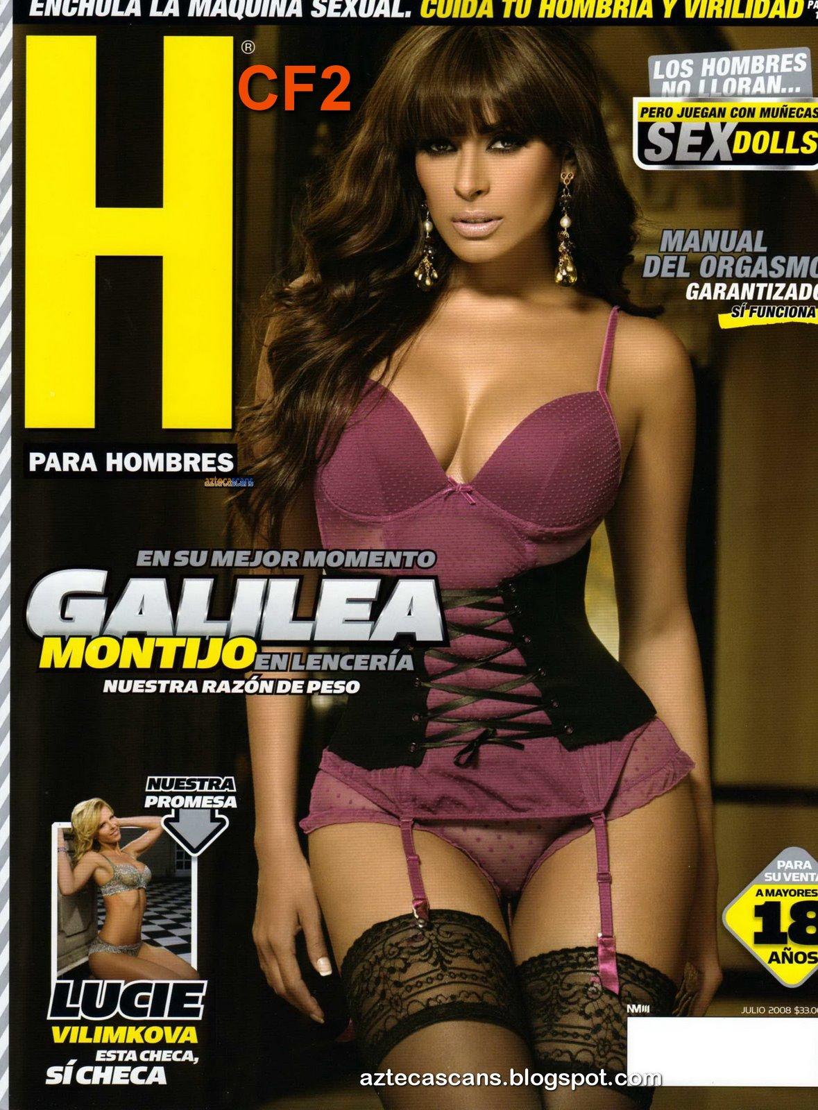 Montijo En H Galilea Etremo Revista