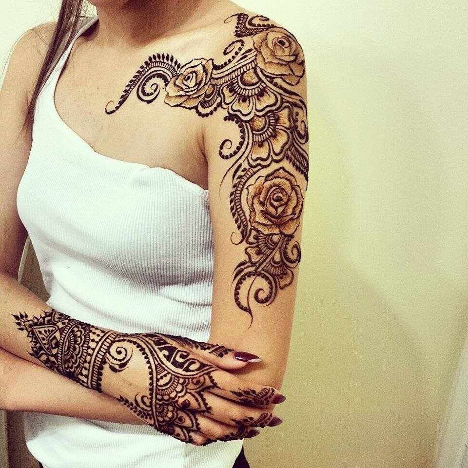 My Mehndi Art Henna Body Painting Guide