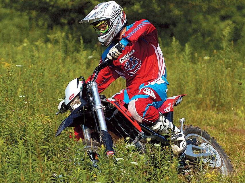 Aprilia SXV 450 Dirt Used Bikes