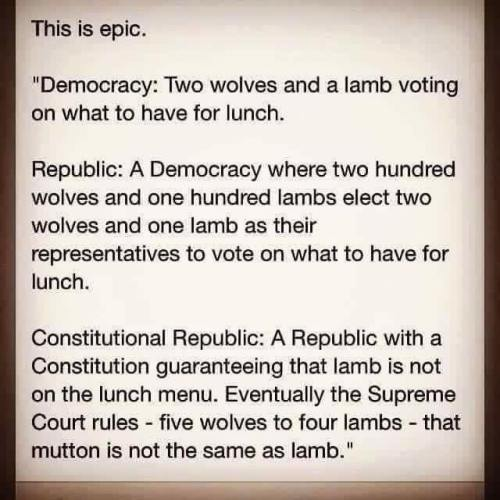 Democracy