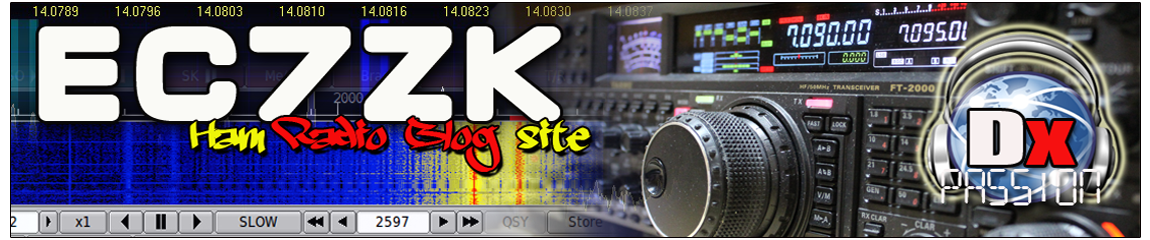 EC7ZK -  Radio Blog Site
