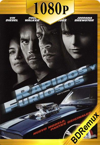 Rapido y Furioso Partes Originales (2009) Remux [1080p] [Latino] [GoogleDrive]
