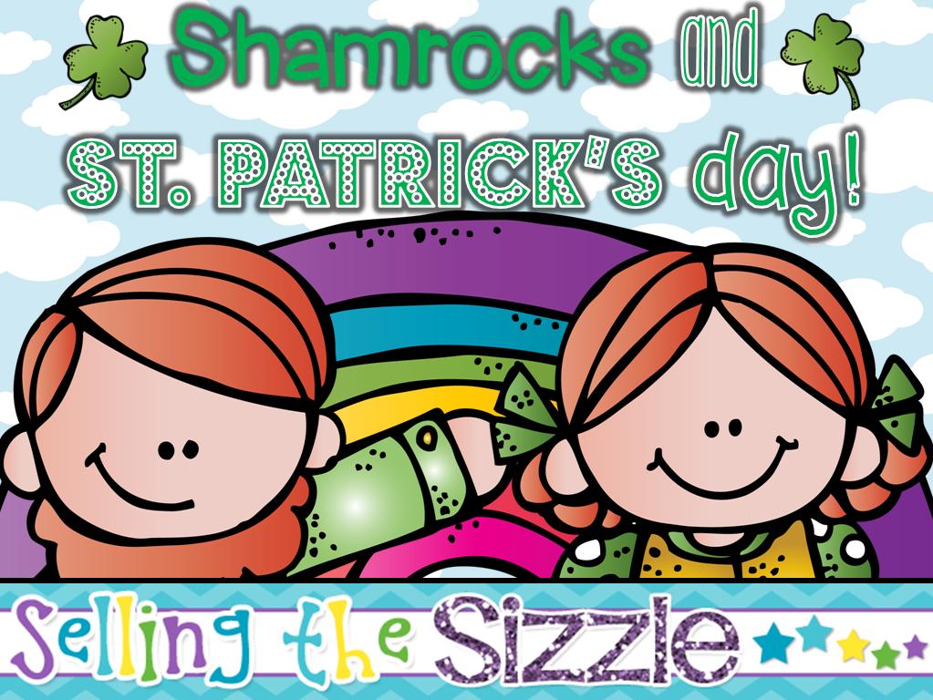 https://www.teacherspayteachers.com/Product/Shamrocks-and-St-Patricks-Day-834133