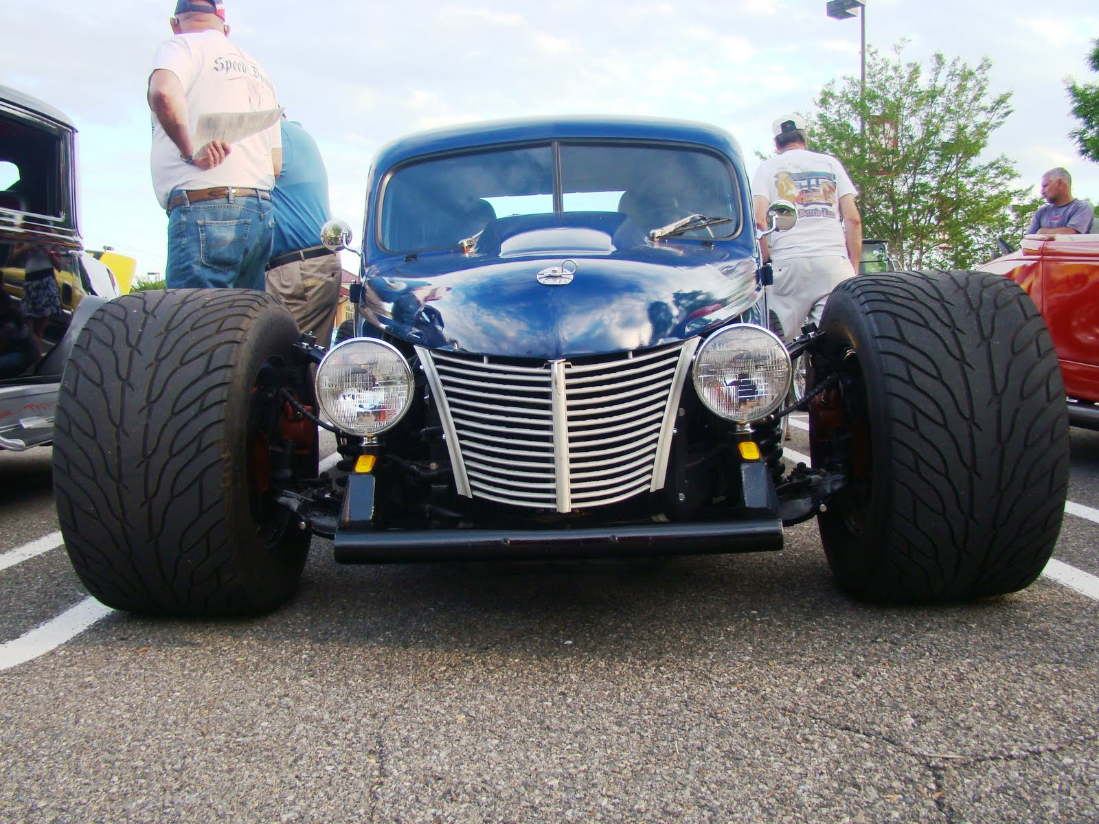 Ford Rat Rod Tow Truck