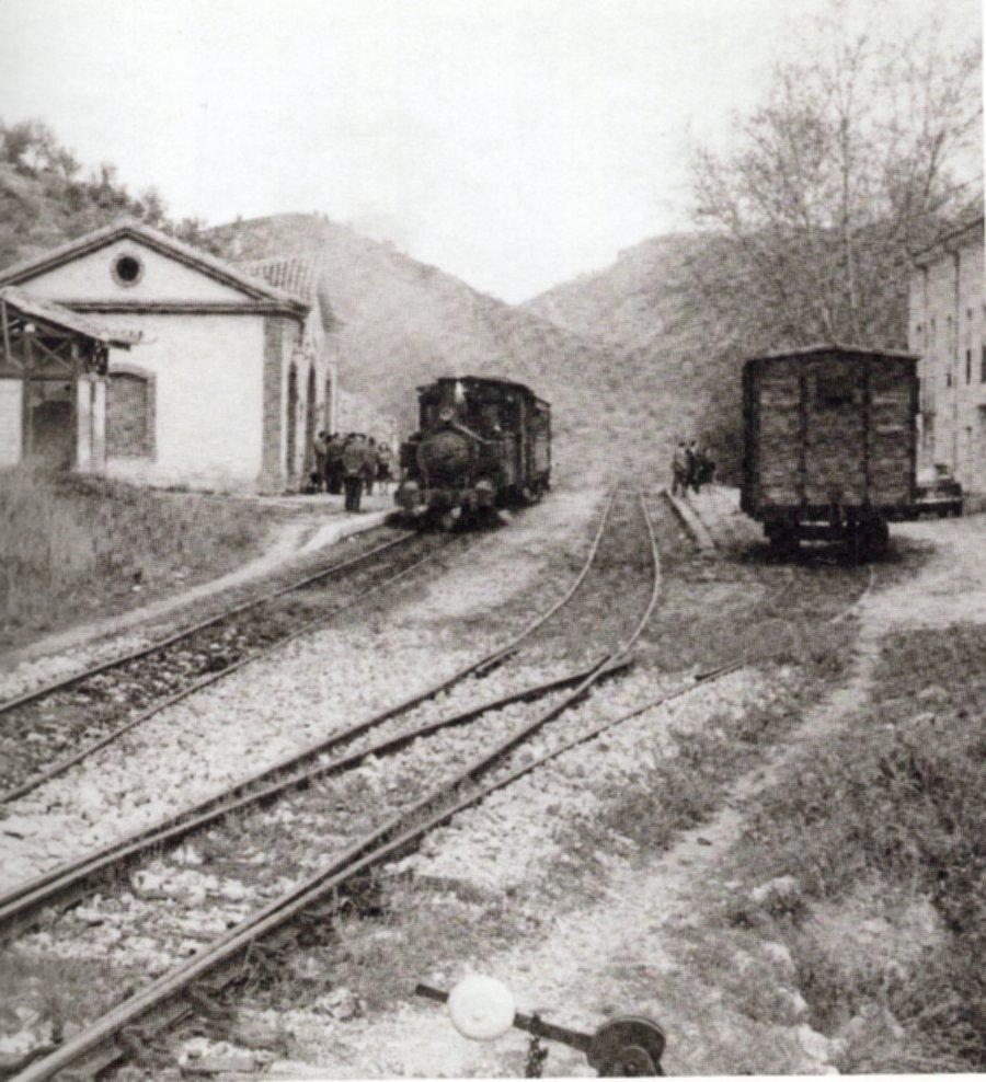 Estació de l'Orxa