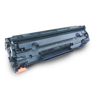 tutorial atau cara mengisi ulang (refill) tinta/ toner catridge HP CE285A.