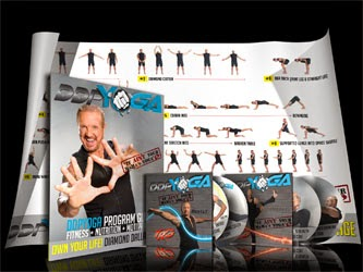 DDP Yoga Review - It Works! - The DDP Yoga DVD Package